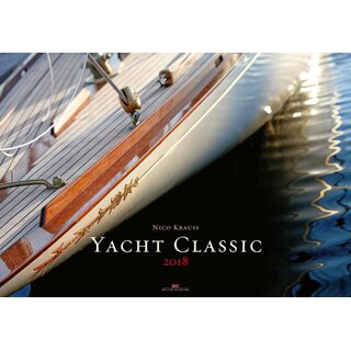Yacht Classic 2018 Kalender